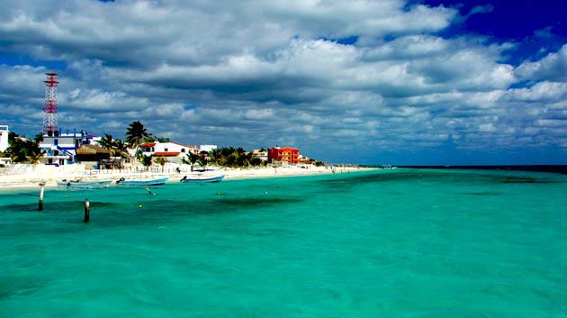 Playa-Puerto-Morelos